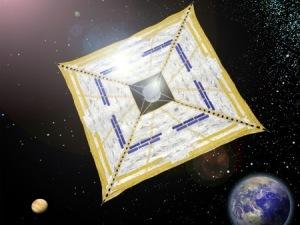 Japão lançará nave espacial movida a partículas solares