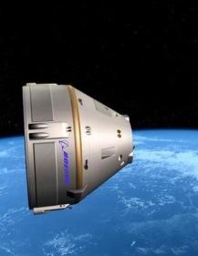 CST-100 pode ir ao espaço já em 2014 (Foto: divulção)