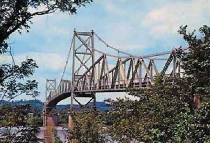 A ponte Silver (Foto via Revista UFO 85)