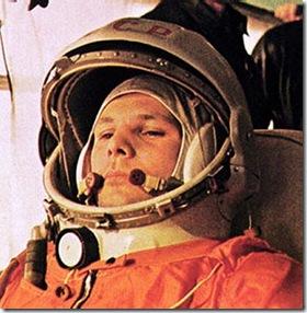 Yuri Gagarin (Foto: arquivo)