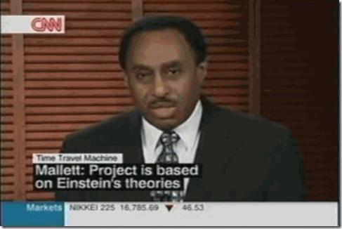 Ronald Mallet em entrevista à CNN