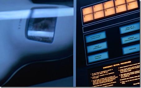"""Cena de """"2001 - Uma Odisséia no Espaço"""", de Stanley Kubrick (1968) (Foto: arquivo BdA)"""