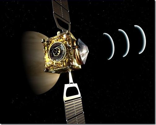 Venus Express (Foto: ESA)