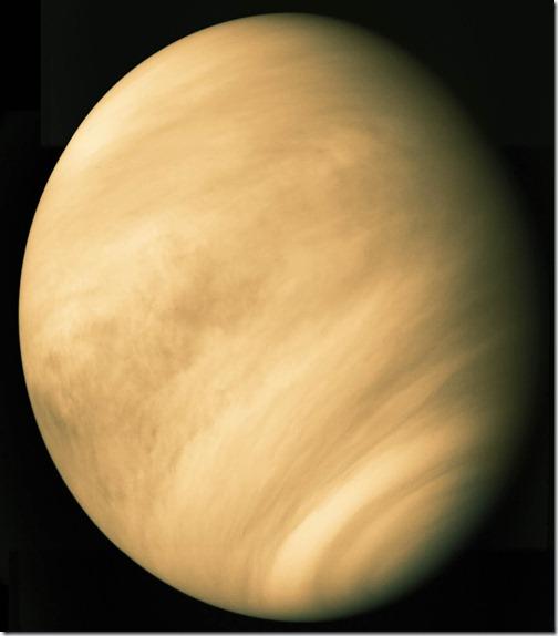 Vênus (Foto: arquivo)