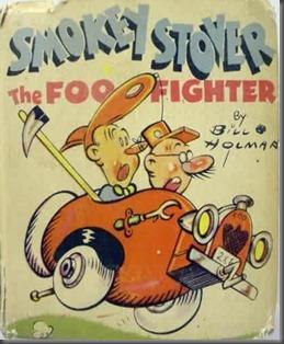 """Personagem Smokey Stover, de Bill Holman; Stover usava a expressão """"foo"""""""