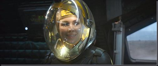 Elizabeth Shaw (Noomi Rapace) em cena do filme (Foto: reprodução)
