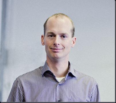 Bas Lansdorp, co-fundador e diretor geral da ONG Mars One (Foto: Maurice Mikkers)
