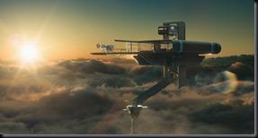 Cena de Oblivion (Foto: divulgação)