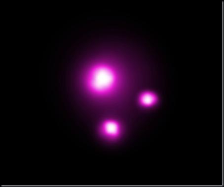 Em observação em raios X do Chandra, exoplaneta HD 189733b passa em frente à sua estrela (Foto: NASA/CXC/SAO/K. Poppenhaeger)