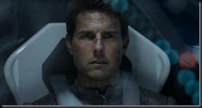 Tom Cruise em Oblivion (Foto divulgação)