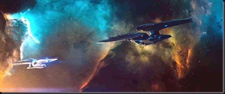 Cena de Star Trek - Além da Escuridão (Foto: divulgação)
