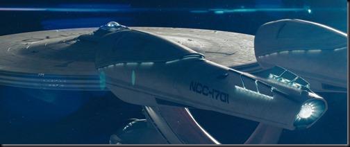 USS Enterprise (Foto: divulgação)