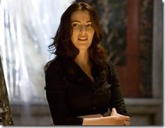 "Ayelet Zurer em cena de ""Anjos & Demônios"""