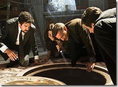 """Cena de """"Anjos & Demônios""""; produção baseada em romance homônimo da Dan Brown foi orçada em US$ 150 milhões"""
