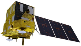 CBERS-3 (Foto: INPE)