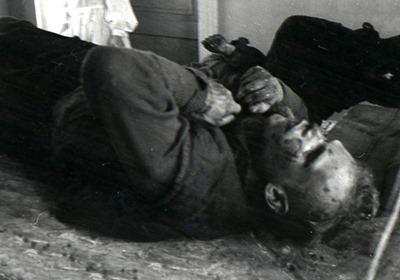 Cadáver de Igor Dyatlov