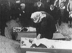 Funeral das vítimas