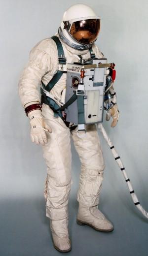 G4C, para EVA na Gemini 12 (Foto: NASA)
