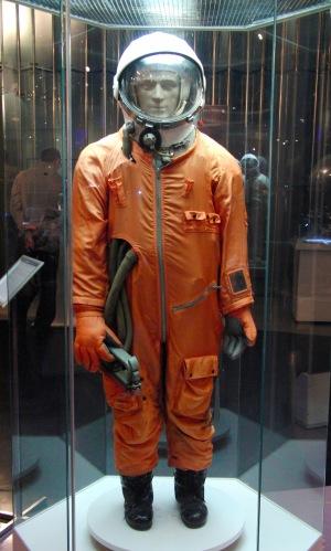 SK-1, usado por Iuri Gagarin (Foto via Flickr)
