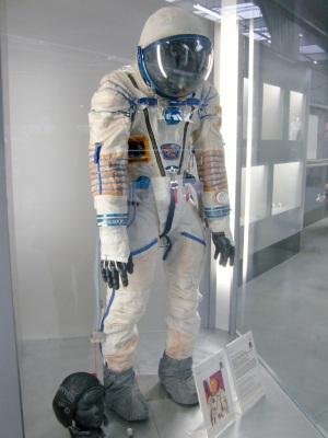 Versão KV-2 do Socol em exposição