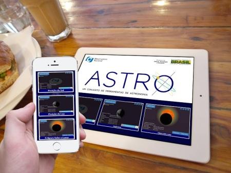 ASTRO está disponível em website e como aplicativo para Android e iOS (Foto: ON)