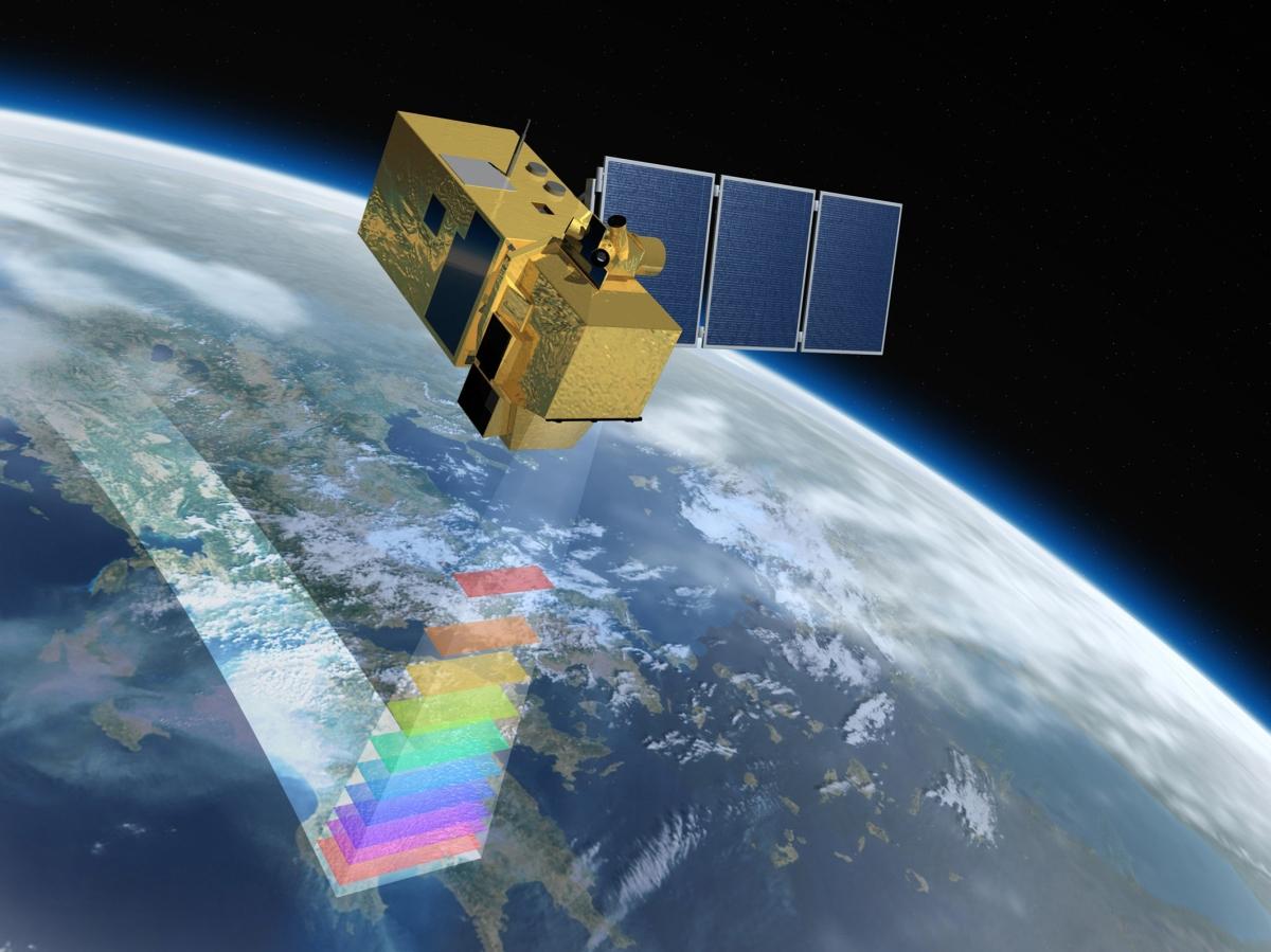 ESA lança Sentinel-2B