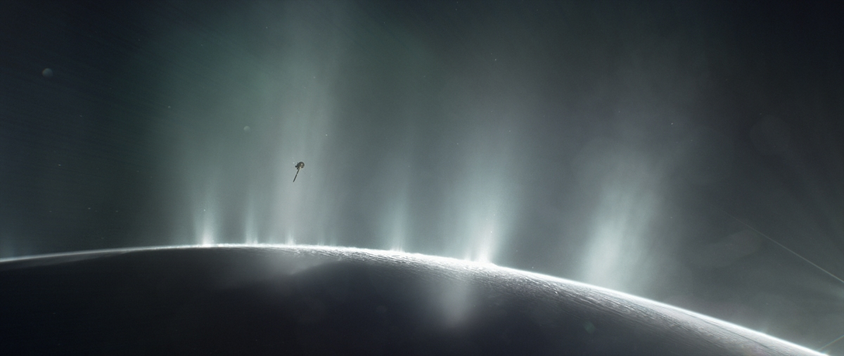 NASA anuncia novas descobertas sobre plumas de Encélado e Europa